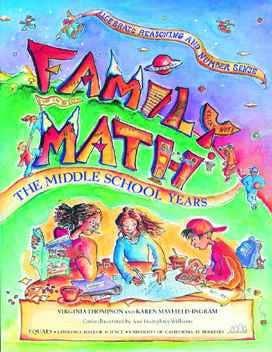FAMILY MATH MIDDLE SCHOOL MATH YEAR