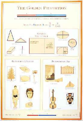 The Golden Proportion poster