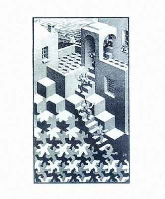 M.C. Escher Posters Cycle