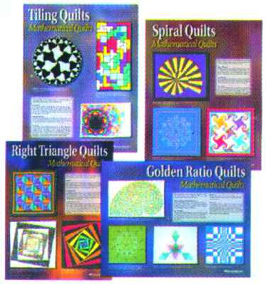 Pythagorean Spiral and Tiling Quilts