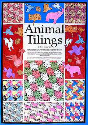 ANIMAL TILINGS poster