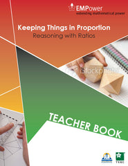 Empower metric Keeping things in proportion: Teacher and student book BLM