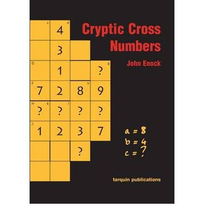 Cryptic Cross Number