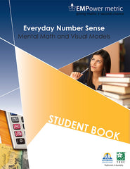 EMPower metric Everyday number sense.Student book Pack 10