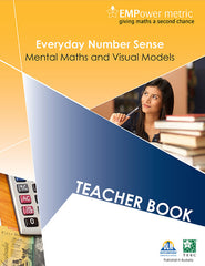 EMPower metric Everyday number sense. Teacher book