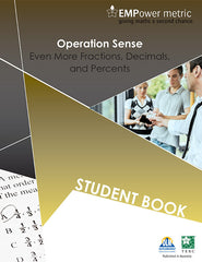 EMPower metric Operations Sense Student Book (Pack of 10)
