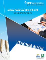 Empower metric Many points make a point. Teacher Book