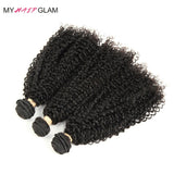 Brazilian Kinky Curly 3 Bundle Deal