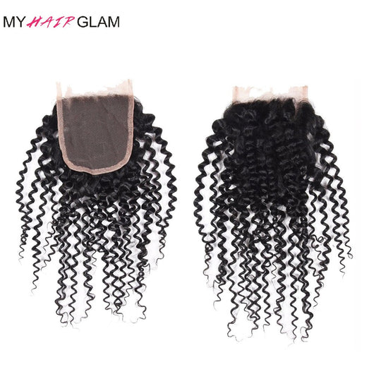 Kinky Curly Free Part Closure