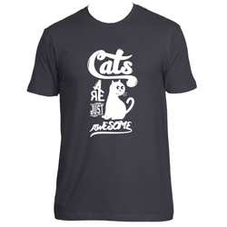 Cats Are Just Awesome T-Shirt