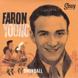 "Faron Young - Snowball 7"" Vinyl Record"