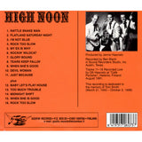High Noon - Show & Dance CD