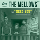 "The Mellows Play ""Need You"" and Eleven Other Original Songs - 12"" LP Vinyl Record"