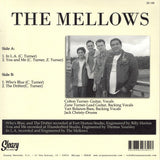 "The Mellows - In LA/You and Me & Who's Blue/The Drifter 7"" Vinyl Record"