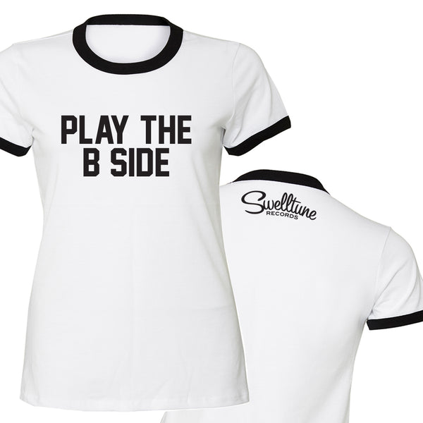 Play the B Side Swelltune Shirt - Unisex