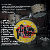 AVAILABLE MAY 22nd!   Buzzin' with the Crank-Tones! - CD