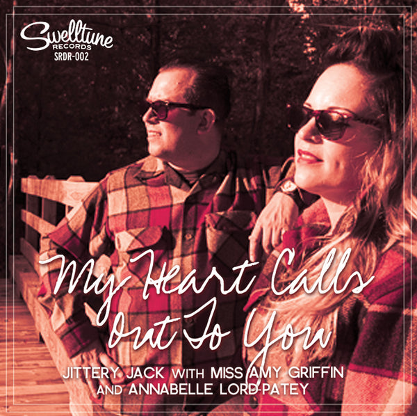 Jittery Jack with Miss Amy Griffin and Annabelle Lord-Patey - My Heart Calls Out To You - Digital Single