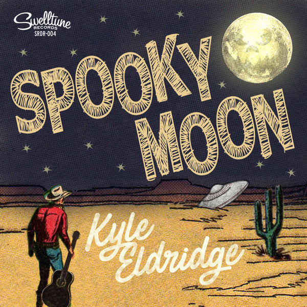 Kyle Eldridge - Spooky Moon- Digital Single