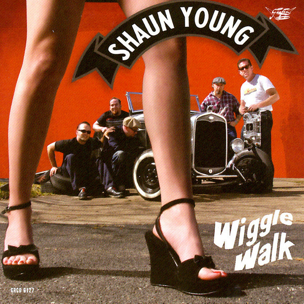 Shaun Young - Wiggle Walk CD
