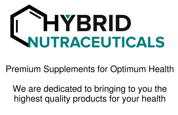 Hybrid Nutraceuticals makers of MiracleMulti™ Once Daily Men's Multivitamin