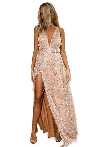 Embellished Multiway Gown