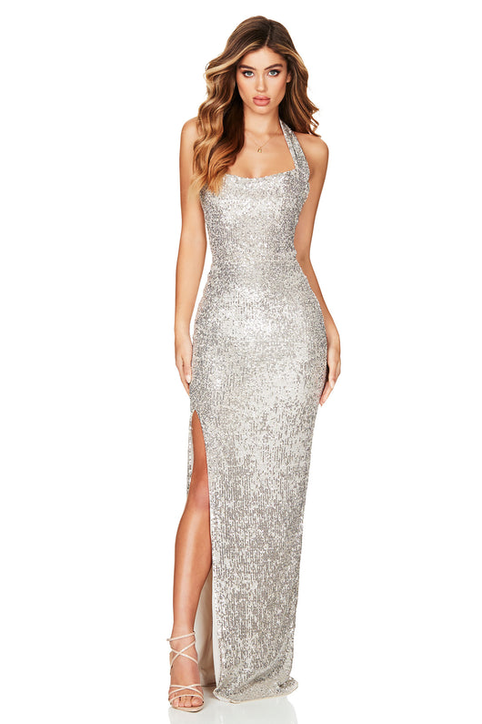 Fantasy Sequin Gown