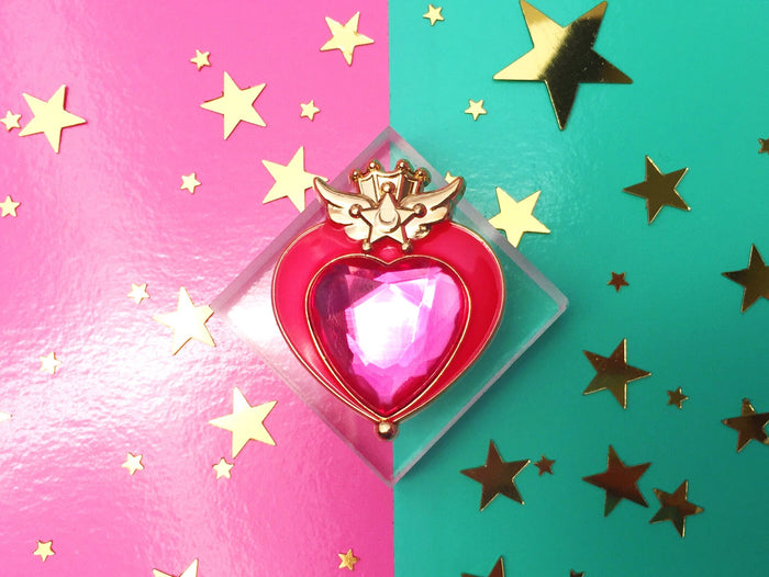 Sailor Moon - Chibi Moon Crisis Brooch