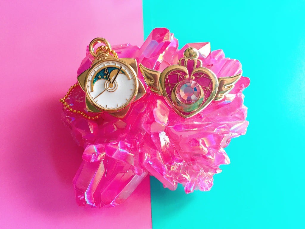 Star Locket pin