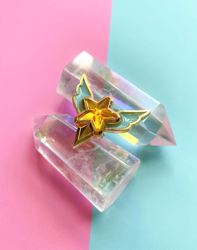 Sailor Starlights Change Star!
