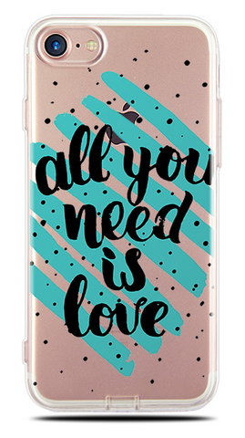 """All You Need Is Love"" Phone Case"