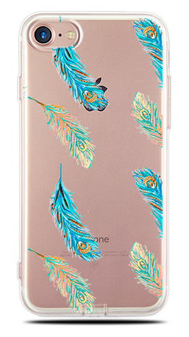 "Feather Falling""  Phone Case"
