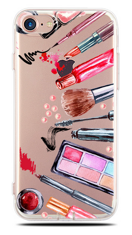 """Makeup Manaic""  Phone Case"