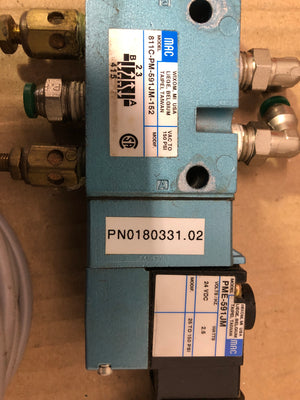 MAC 811C-PM-591-JM-152 Valve