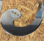 Serrated Treif Slicer Blade