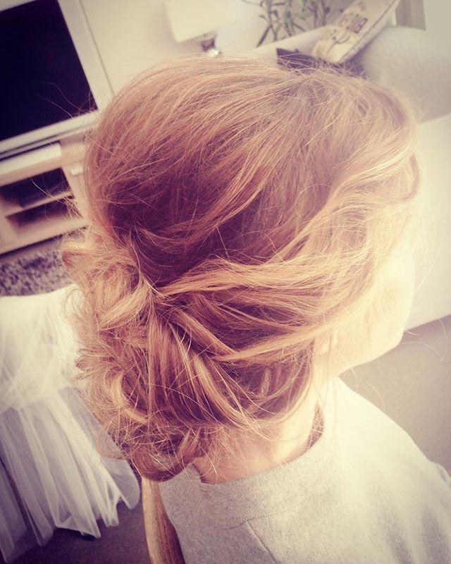 bridalhairstyle,romantic,mua,romanticupstyle,withflayr,bridalupdo,weddingstylist,hairstyles,bridalhair