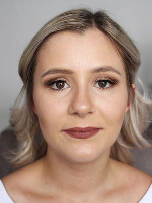 makeup and hair for formals in Melbourne