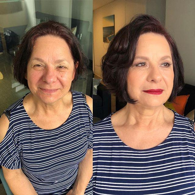 beforeandafter,withflayr,hmua,makeupartist,makeover,sydneymakeupartist,mua