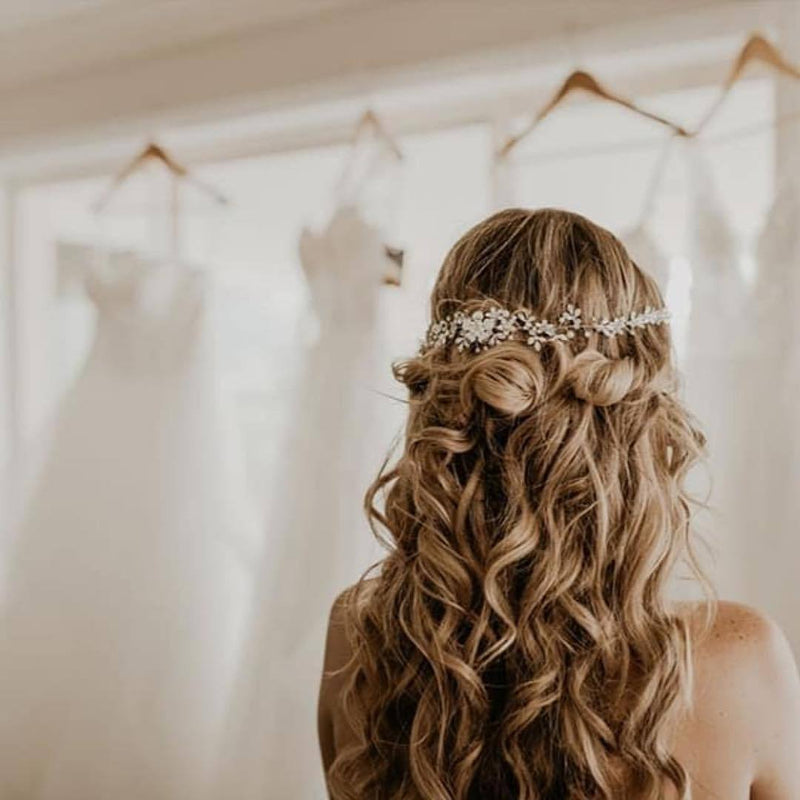 Bridal hair in South Coast