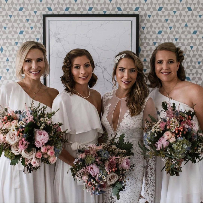 Bride makeup and hair Huntervalley