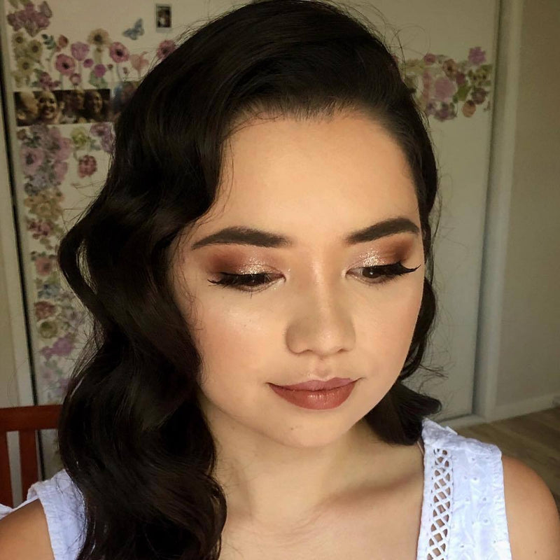 Asian makeup and hair in Melbourne