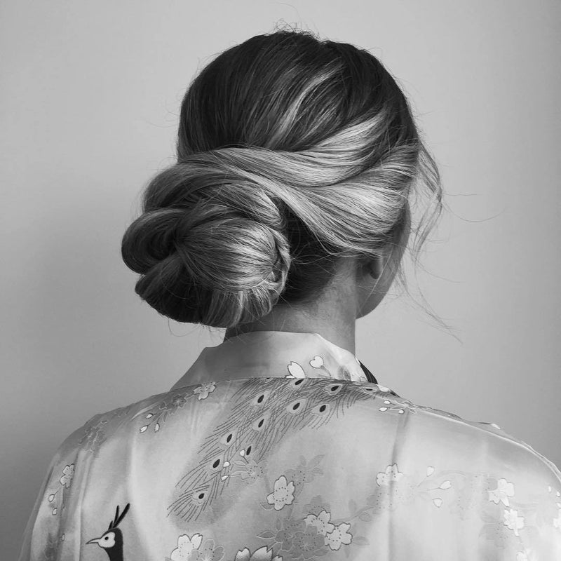 Bridal hair style Gold Coast