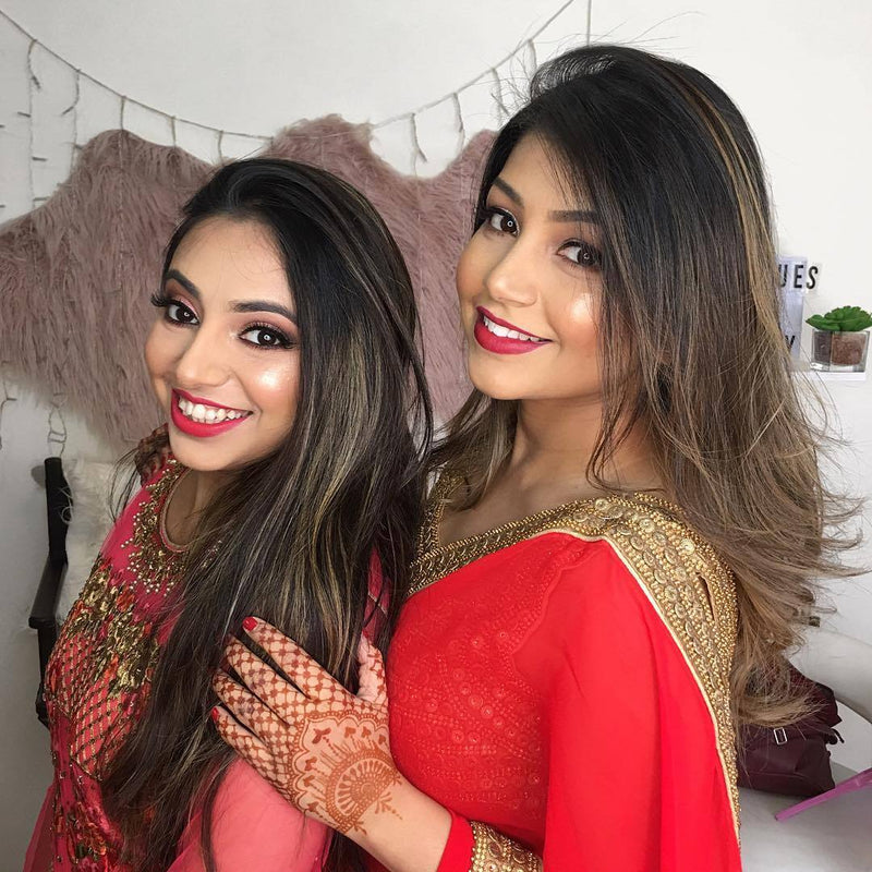 Indian makeup and hair Sydney