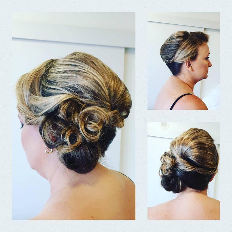 Mother of the Bride makeup and hair Brisbane