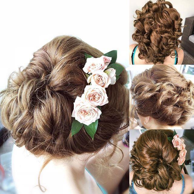 #softupdo#updo#hairstyles #wedding#weddinghair#sydneymakeupartist #sydneyhairstylist #withflayr