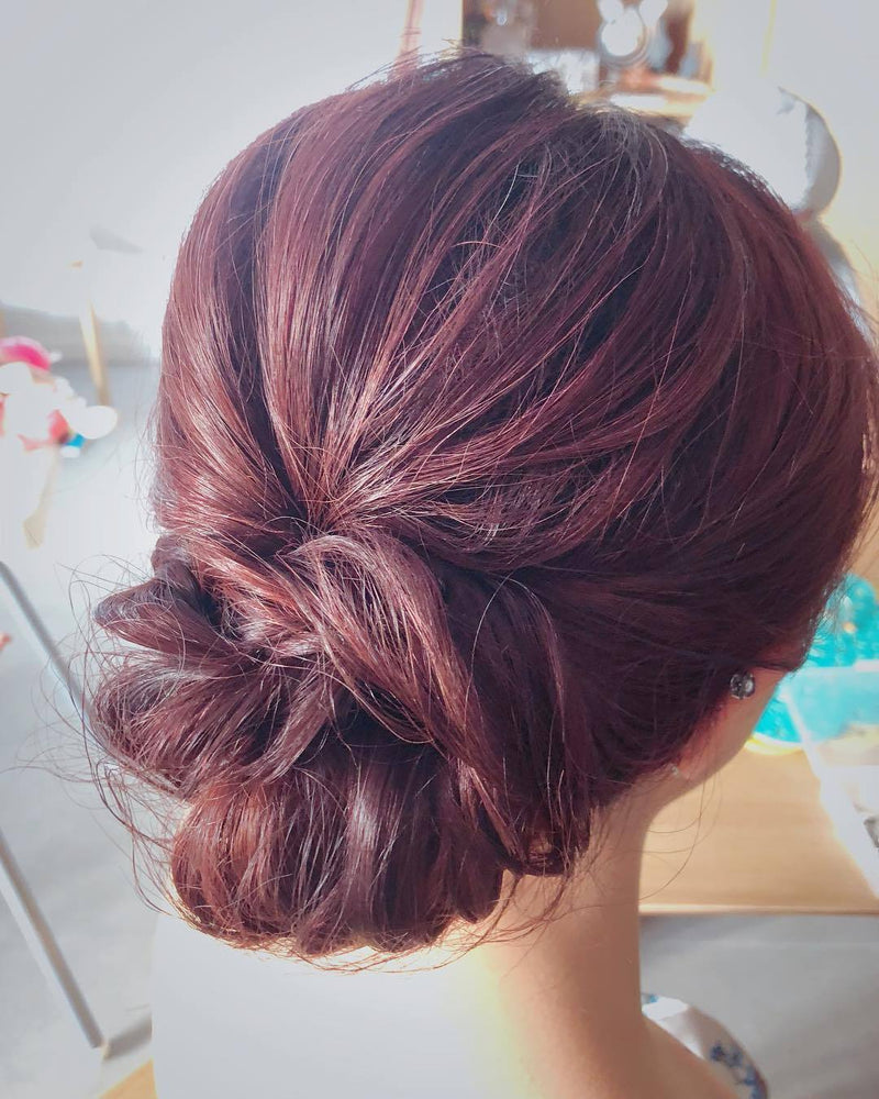 #updo#hairstyles #withflayr
