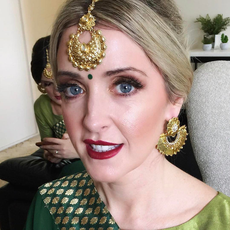 Stunning #withflayr #hairandmakeup #hairandmakeupartist #makeupartist #hairstylist #hmua #mua #mobilehairstylist #mobilemakeupartist #beauty #southasianmakeupartist #indianwedding #indianbride #eyes #eyeshadow #lashes #syeda_z #hudabeauty #love #instagood #photooftheday #beautiful #fashion #art #bollywood #sydneymua #sydneymakeupartist #sydneyhairstylist #bridal