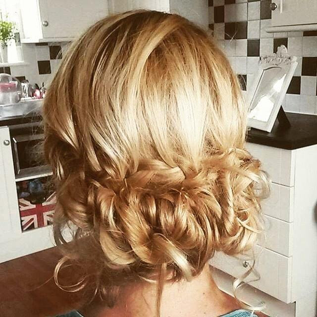❤️ this hairstyle #withflayr #hairstyles #hairstylist #hair #hmua #formal