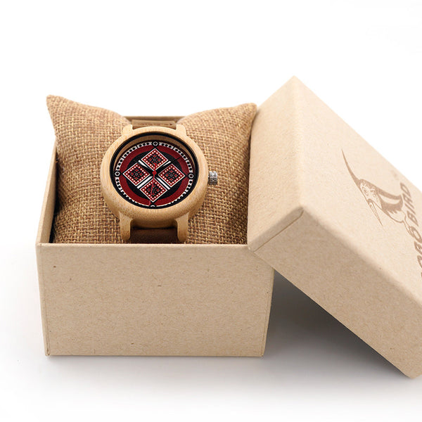 Bamboo Watch I015 - CaliforniaSelf