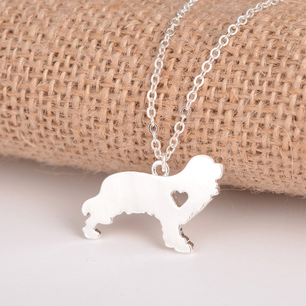 Cavalier King Charles Spaniel Necklace - CaliforniaSelf