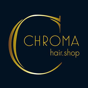 Chroma Hair Shop Logo